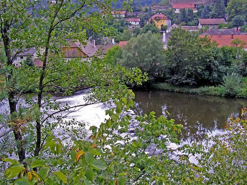 River Thaya.