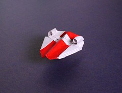 A-Wing (IG: bartfartsart) Tags: art paper star starwars origami space aircraft wing craft battle hobby galaxy wars interest folding spacecraft