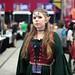 Elf cosplayer