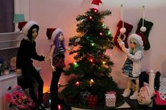 Holiday 2016.! (BuitteChan) Tags: bjd minifee narin luts christmas holidays