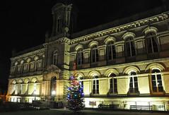 357/366 Christmas tree (katy1279) Tags: 366project victoriahall saltaire sirtitussalt christmastree light christmaslights