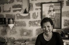 Kathy restauratrice cambodgienne (denis adam de villiers) Tags: réfugiés brive personne personnage cambodgien kticambodge