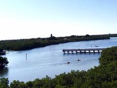 Weedon Island Preserve, St. Petersburg, FL (h862213) Tags: island outdoor landscape scenery water seaside waterfront watersports oceanview stpetersburgfl florida 划船 海岛 水上运动
