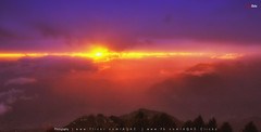 Light of Hope (AQAS) Tags: kashmir heaven streams mountains rivers landscape valley pakistan beautiful scenery village heavenlybeautiful nature tracking forest pirchinasi sunset sunshine colors flickr ngc clouds