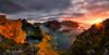 Good Morning Sunshine (Yan L Photography) Tags: reine norway lofoten lofotenislands summer hiking sunrise yanphotography yanlphotography