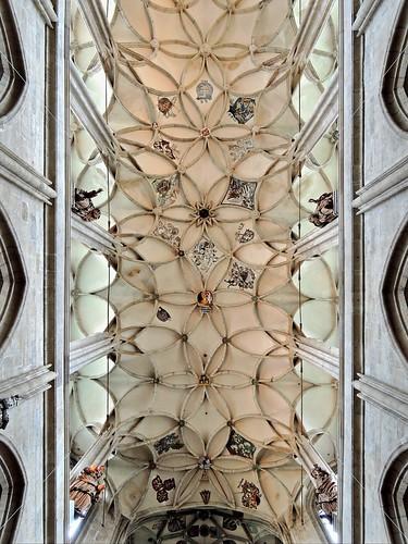 Собор святой Варвары, XIV-XVI в. Кутна-Гора, Чехия