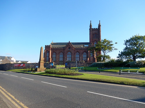 Dunbar parish church -- photo 2