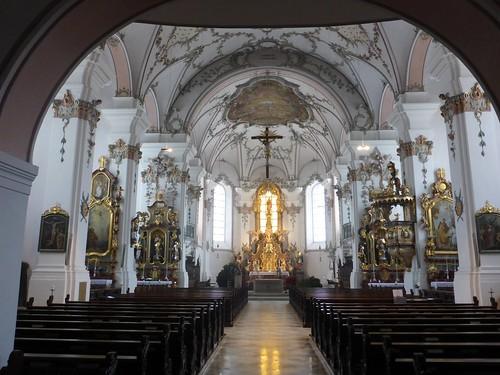Kirche Viechtach