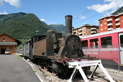 851.057 der Ferrovie dello Stato Italiane