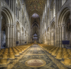 Ely Cathedral 28 (Darwinsgift) Tags: ely cathedral isle interior hdr pce nikkor 24mm f35 nikon d810 photomatix cambridgeshire england church photostich ngc flickr tilt shift