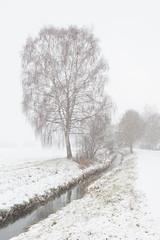 Im Schneetreiben (jmwill2005) Tags: herrenberg ammer gültstein ammertal