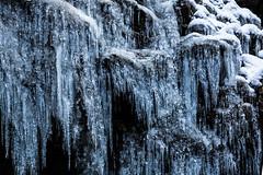 Icicles / Eiszapfen (CBrug) Tags: breitachklamm kleinwalsertal oberstdorf riezlern tiefenbach eis eiszapfen ice icicles winter ghiaccio
