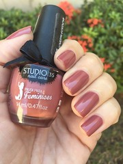 Studio 35 - Siren by Pausa para Feminices (Jane Iris) Tags: esmalte unhas nail polish siren
