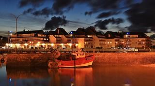 Grandcamp-Maisy Calvados Basse-Normandie France