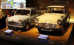 Beaulieu Classic British Cars (big_jeff_leo) Tags: car motormuseum british vintage mini anglia beaulieu vehicle classic museum rare transport