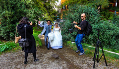 Married (SuecoBetto) Tags: betto suecobetto canon camera photography travel europe italia italy rome europa view from colisseum married session couple photoshoot filmmaking professional freeflysistem asian just