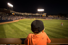 1st basebal game (Gamechancellor) Tags: summer canon baseball ducks akron rubberducks canon24105mmf4l canoneos6d