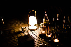Late night drink (French_Villain) Tags: shadow lamp night table glasses lampe darkness wine drink late vin 365 nuit challenge verre pnombre ombres armagnac boisson tard