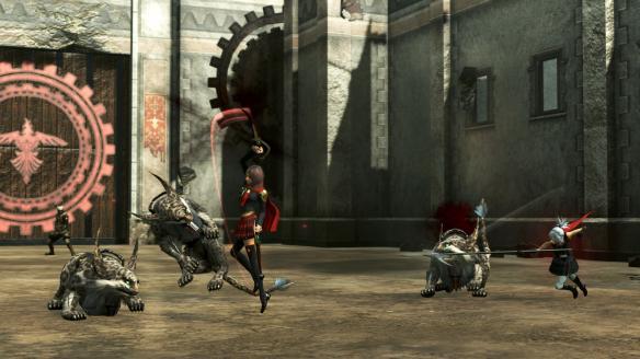 《最終幻想:零式HD》快速升到99級方法