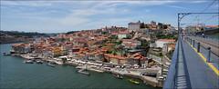 Porto panorama (Bert Kaufmann) Tags: panorama heritage portugal unesco porto douro oporto worldheritage douroriver vilanovadegaia