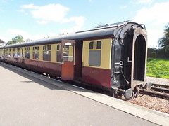 4857 at leicester north (47604) Tags: coach carriage tso greatcentralrailway gcr mk1 4857 leicesternorth