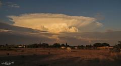 La Reina de las nubes: El poderoso Cumulonimbus o Cumulonimbos. — en Rota... (Lola Cortés Neva) Tags: las blanco azul de la reina y cielo nubes cumulus una cádiz nube rota cumulonimbus airelibre mágica tormentosa castellanus fascinante lolacortésneva