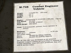 """M728 Combat Engineer Vehicle 5 • <a style=""""font-size:0.8em;"""" href=""""http://www.flickr.com/photos/81723459@N04/21286025373/"""" target=""""_blank"""">View on Flickr</a>"""