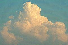 Nature Paints (Khaled M. K. HEGAZY) Tags: blue sky cloud white nature alexandria nikon outdoor egypt coolpix    p520