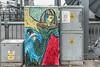 DUBLIN CANVAS STREET ART BY HANNA Mc. D [NEAR THE CONVENTION CENTRE]-109081