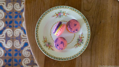 sweet and sour macarons (frodnesor) Tags: brunch freehand miamibeach 27restaurant brokenshaker