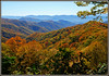 Great Smoky Mountains National Park (Jerry Jaynes) Tags: mountains fall nc fallcolor view northcarolina greatsmokymountainsnationalpark tripodphotography nikkor1685vr