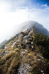(-=AMF=-) Tags: autumn winter mountain mountains berg fog clouds nebel hiking top herbst wolken hike berge mountan gipfel zwiesel bersteigen