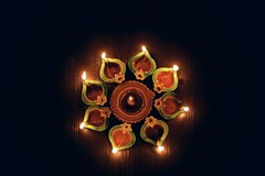 #Happy#Diwali (ajankurjain) Tags: lights diya happydiwali