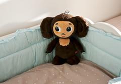 Cheburashka (mrs_fedorchuk) Tags: baby toy cheburashka babytoy babyprep babypreparations toyforthebaby