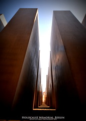 Holocaust Memorial, Berlin (AreKev) Tags: berlin germany holocaust nikon memorial sigma jewish 1020mm holocaustmemorial hdr lomoish friedrichstadt petereisenman memorialtothemurderedjewsofeurope photomatixpro 1020mmf456exdchsm burohappold d7100 nikond7100