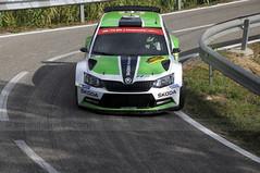 44 SKODA Fabia R5 . WRC 2015 Rally RACC Catalunya _6914 (antarc foto) Tags: skoda motorsport tidemand pontus axelsson emil swe fabia r5 2015 wrc rally racc catalunya costa daurada rallye españa salou tarragona spain espana ral·li catalonia race races racing