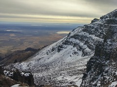 Steens Rim (David Renwald) Tags: snowscape greatbasin steensmountains
