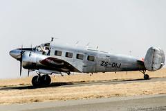 Beech 18 (12) (Indavar) Tags: plane airplane airshow chipmunk mustang albatros rand beech at6 radial an2 p51 l39 antonov dc4 dhc1 beech18 t28trojan b378