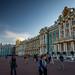 Catherine Palace Entrance
