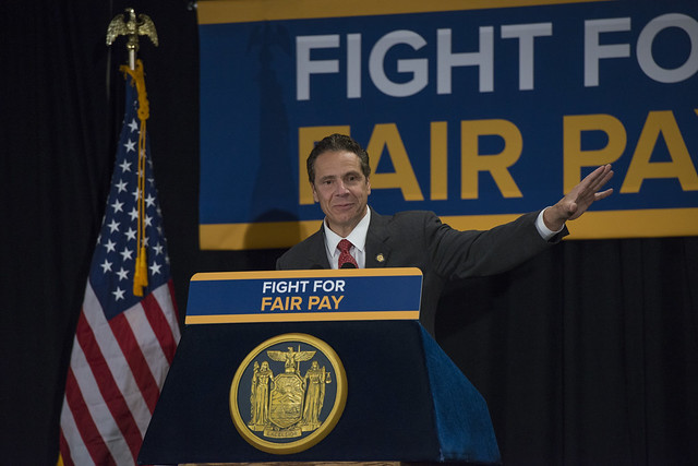 Governor Cuomo and Mayor Warren Announce $15 Minimum Wage for Employees of the City of Rochester