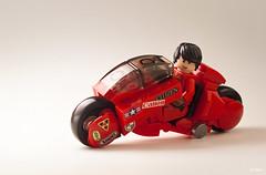 Akira  Kaneda's Bike _06 (_Tiler) Tags: anime bike lego manga motorcycle akira cyberpunk kaneda otomo katsuhiro
