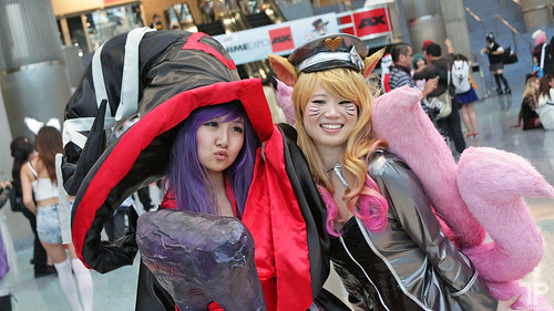 Anime Expo 2014 Day 2