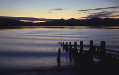 Loch Linnhe 38613 July 1994 (imaginedhorizons) Tags: scotland twilight lochlinnhe scottishhighlands