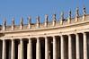 Colonnato Esterno alla Basilca di San Pietro. (LucaBertolotti) Tags: roma world italia italy piazzasanpietro vaticano cittàdelvaticano colonnato colonnade