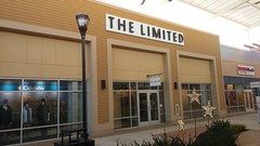 The Limited Meets Its Limit (Retail Retell) Tags: tanger outlets southaven ms desoto county retail memphis outdoor mall church road airways boulevard i55 limited liquidation store closing 2016