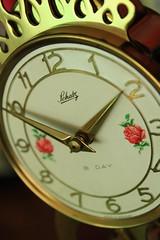 Schatz 59 (Guido Velasquez Enriquez) Tags: schatz schatz59 balancewheel relojdevolante schatz8day guidovelásquez watchmaker clockmaker anniversaryclock madeingermanyclock anniversaryuhr