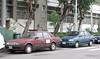Ford Laser & Festiva sedan (rvandermaar) Tags: ford laser festiva sedan fordlaser fordfestiva mazda 121 kia pride mazda121 kiapride mazda323 mazdafamilia bf 323 familia