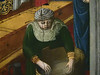 GIOVANNI FRANCESCO DA RIMINI (Attribué),1440-50 - Vie de la Vierge, La Naissance de la Vierge (Louvre) - Detail 70 (L'art au présent) Tags: art painter peintre details détail détails detalles painting paintings peinture peintures 15th 15e peinture15e 15thcenturypaintings 15thcentury detailsofpainting detailsofpaintings moyenâge middleage louvre museum paris france italie italy italia francesco giovannidarimini giovanni francescodarimini lanaissancedelavierge viedelavierge naissance birth birthday adoration worship bible saint bless sacred holy blessed figure personne people femme femmes woman man men virgin vierge enfant child enfance kid baby bébé childhood parents family famille toilette bath nourrice nurse nursemaid nanny offrande offering gift chambre bedroom