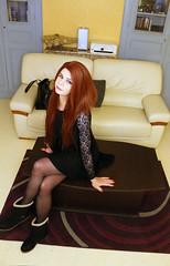 475 (Lily Blinz) Tags: crossdress crossdresser crossdressed collant travesti transvestite tgirl tv tg tranny transgender transgenre trav trans crossdressing lily lilyblinz blinz