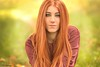 Beauty (TreeoflifePhoto) Tags: love girl beauty beautiful sweet cute pretty fashion redhead blueeyes blue light landscape nature natural forest magic freedom forever young dream dreaming portrait hair